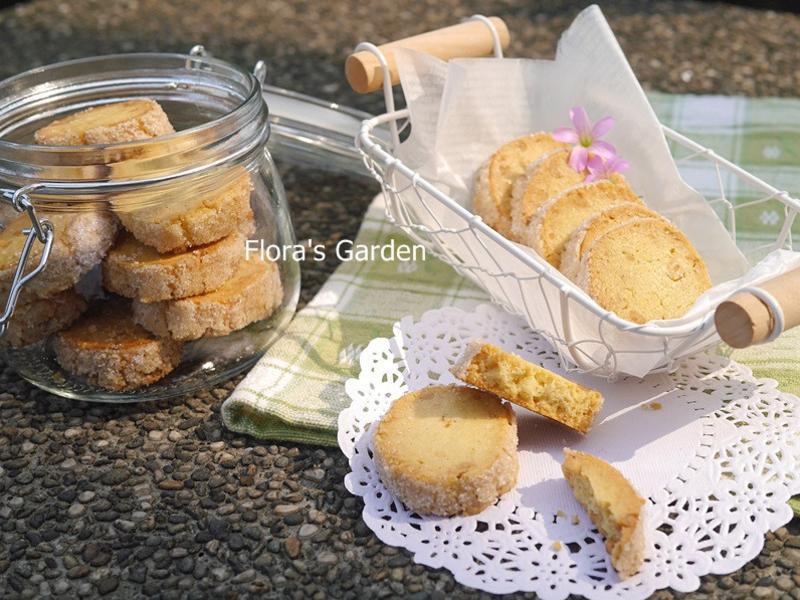 香草松子酥餅-雙重酥脆秘訣