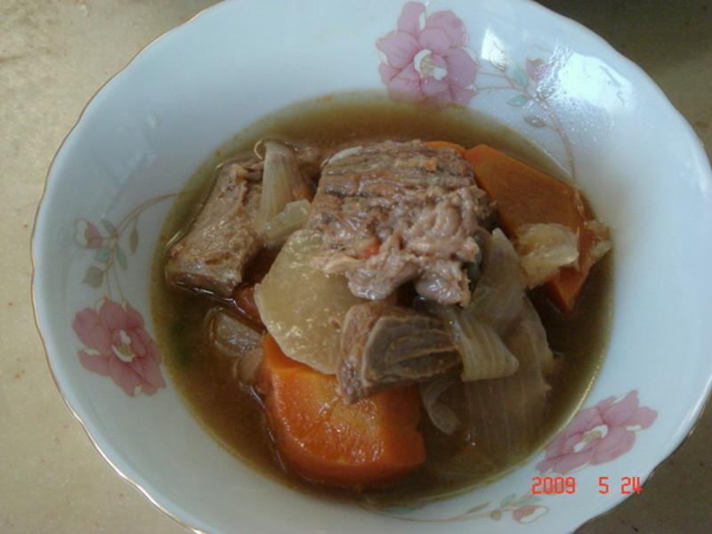 滷牛楠~牛肉麵~牛肉湯餃