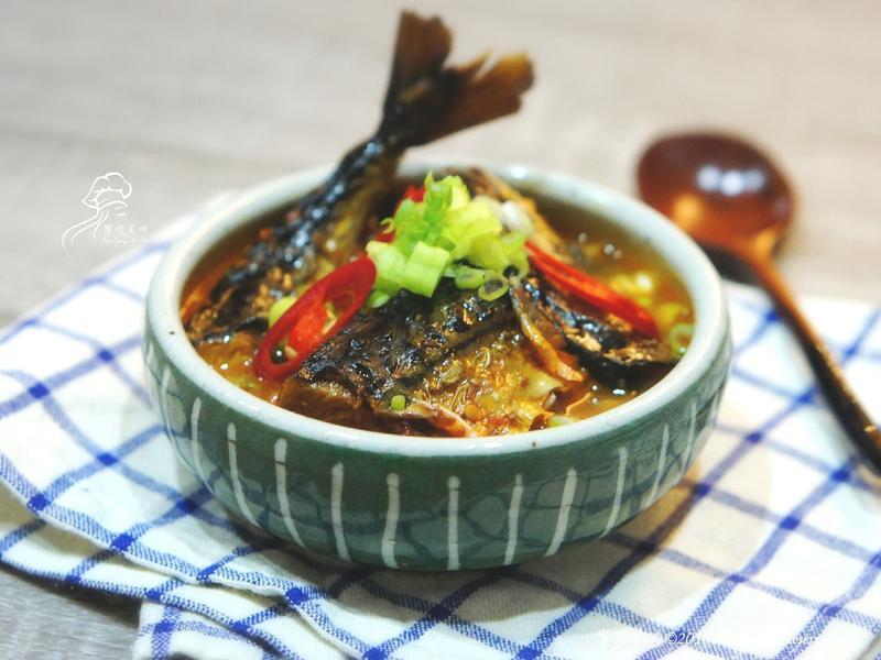 饗瘦美味-番茄鯖魚