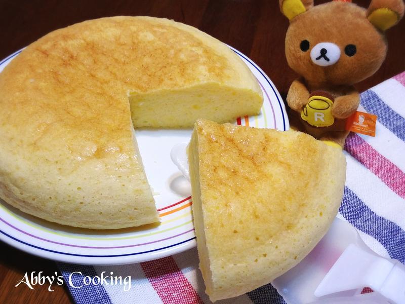 乳酸菌發酵乳蛋糕(電子鍋)