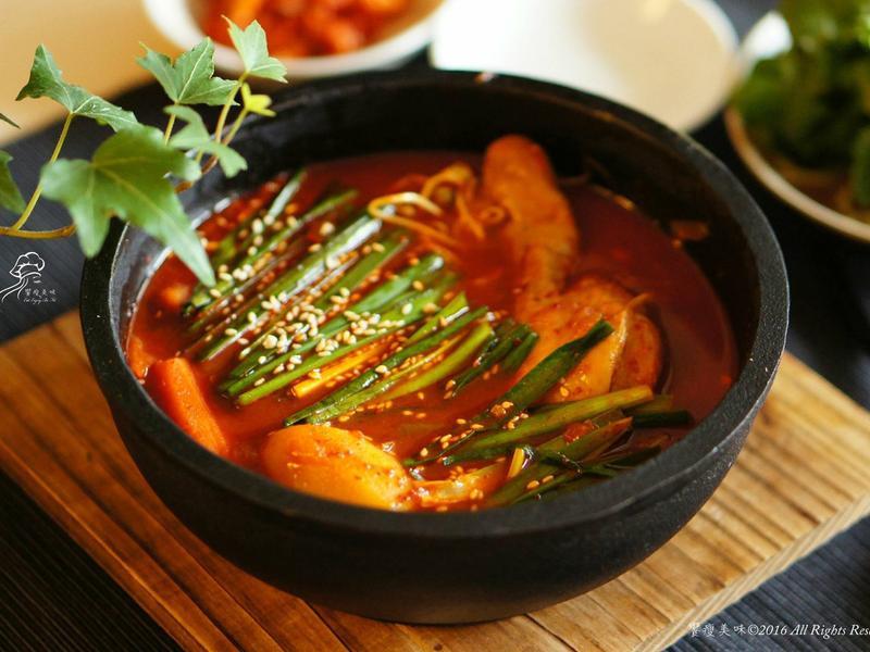 饗瘦美味-韓式辣燉雞