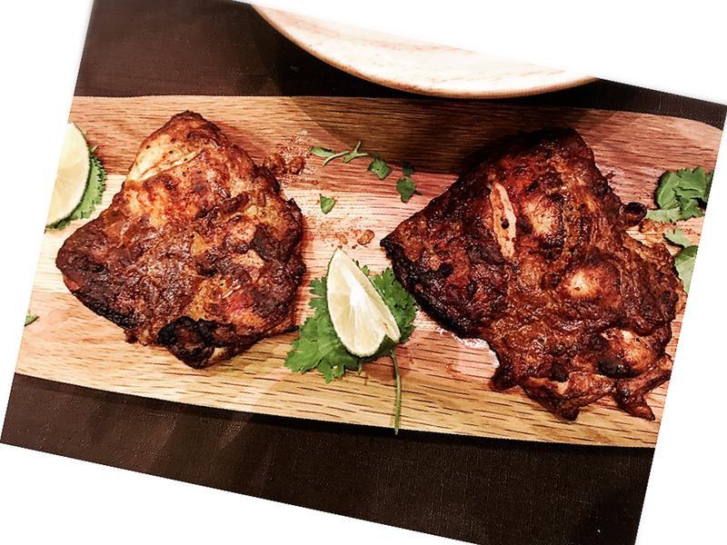 印度坦都里烤雞