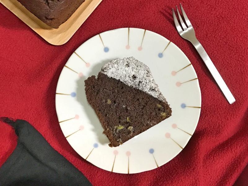 巧克力香蕉磅蛋糕🍌