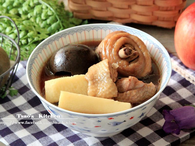 羅漢果山藥雞湯【大同複合料理無水鍋】
