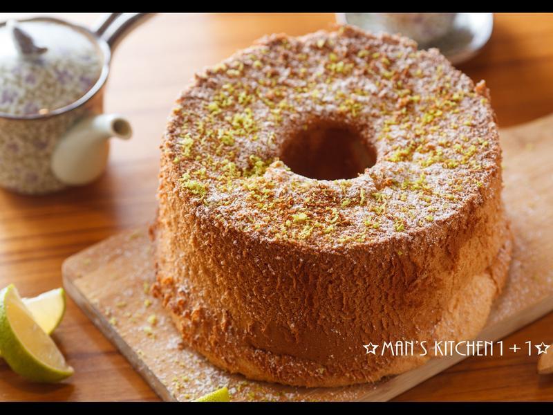 戚風蛋糕 - Chiffon Cake