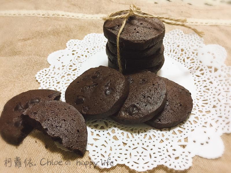 黑眼豆豆巧克力餅乾