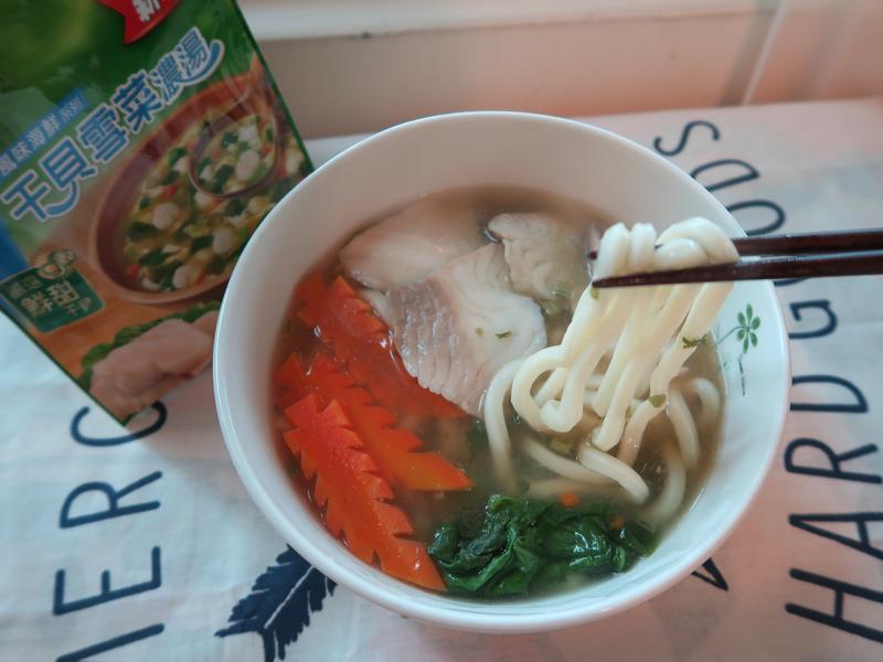 [康寶濃湯] 鯛魚麵