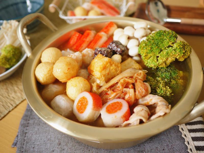 香辣蕃茄泡菜鍋【大同複合料理無水鍋】