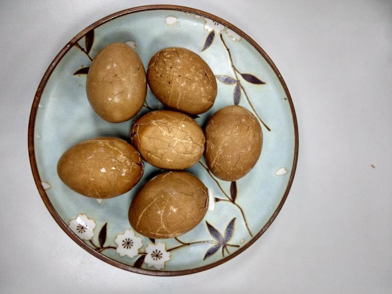 藥膳養身蛋