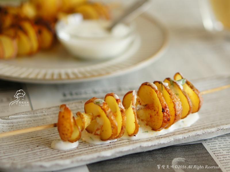 饗瘦美味-捲捲馬鈴薯