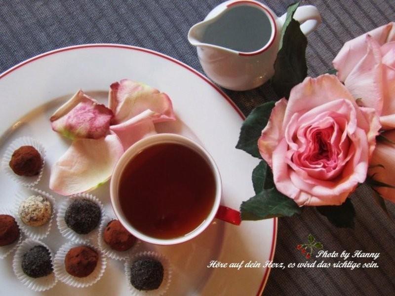 ♥開動 with Kat♥ 松露巧克力-蘭姆酒口味 chocolate truffle & rum
