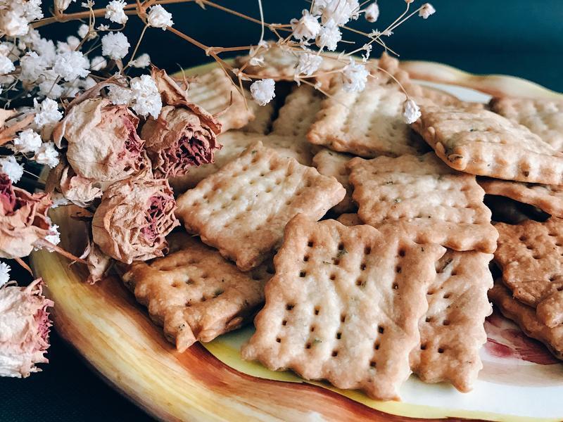 胡椒方塊酥 Cracker