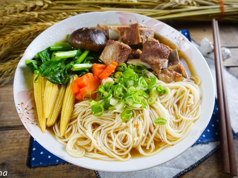 羊肉爐湯麵@Selina Wu