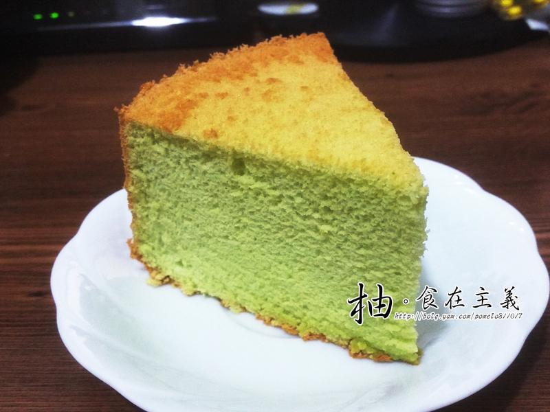 班蘭綠蛋糕(8吋)