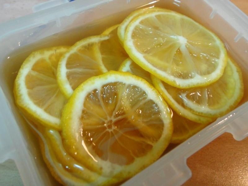 蜂蜜漬檸檬(萊姆)