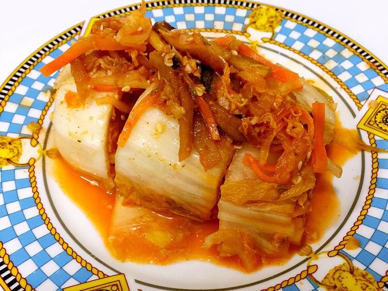 香港人口味的韓國泡菜