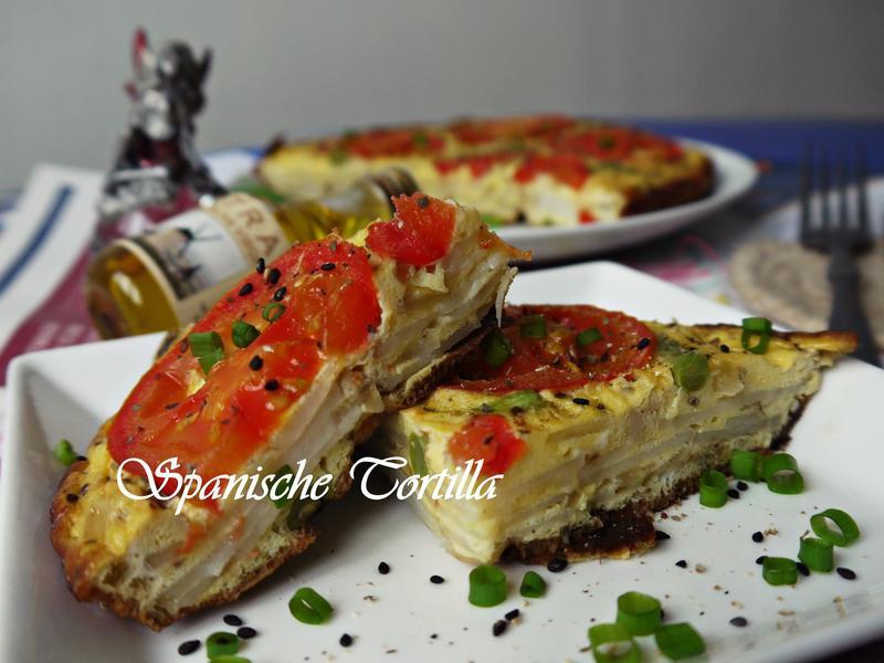 西班牙 烘蛋«Tortilla»
