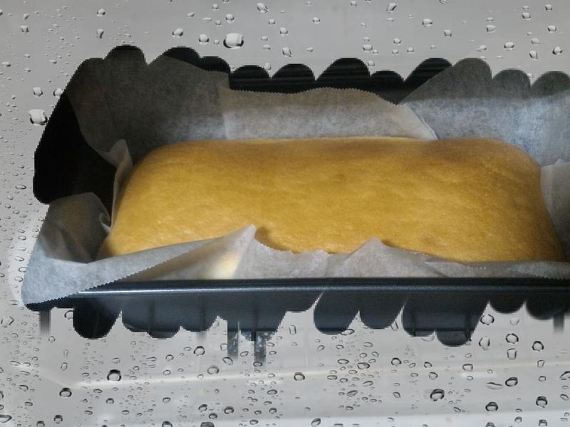 海綿蛋糕 分蛋法 (6吋份量)