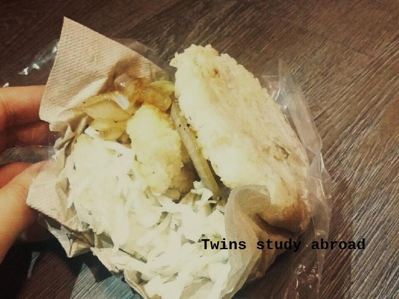 照燒酥魚米漢堡