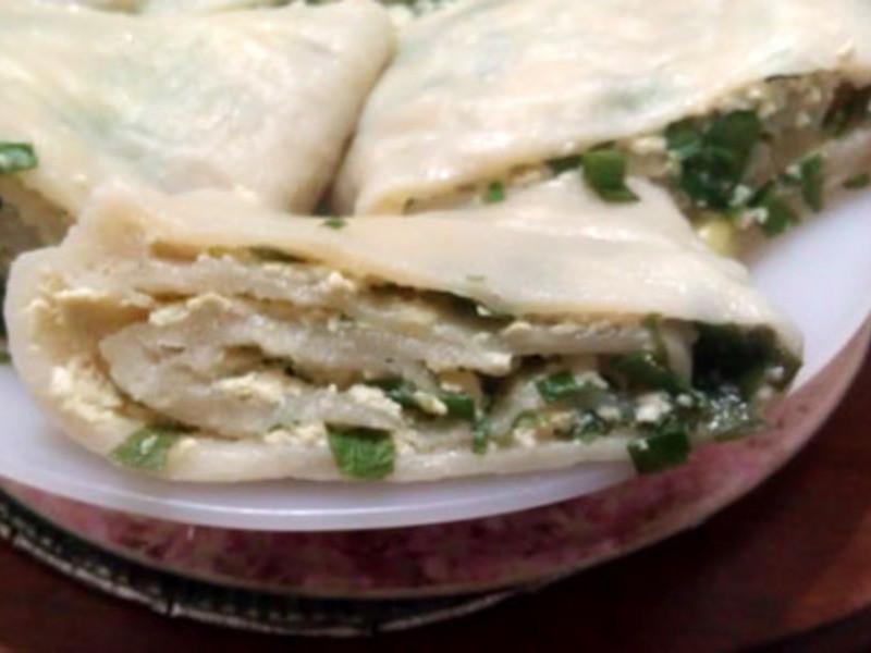 【手工麵食】自家製豆腐捲