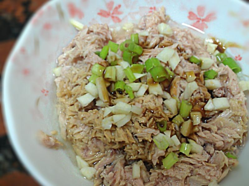 ㄚ曼達的廚房~聰明鮪魚
