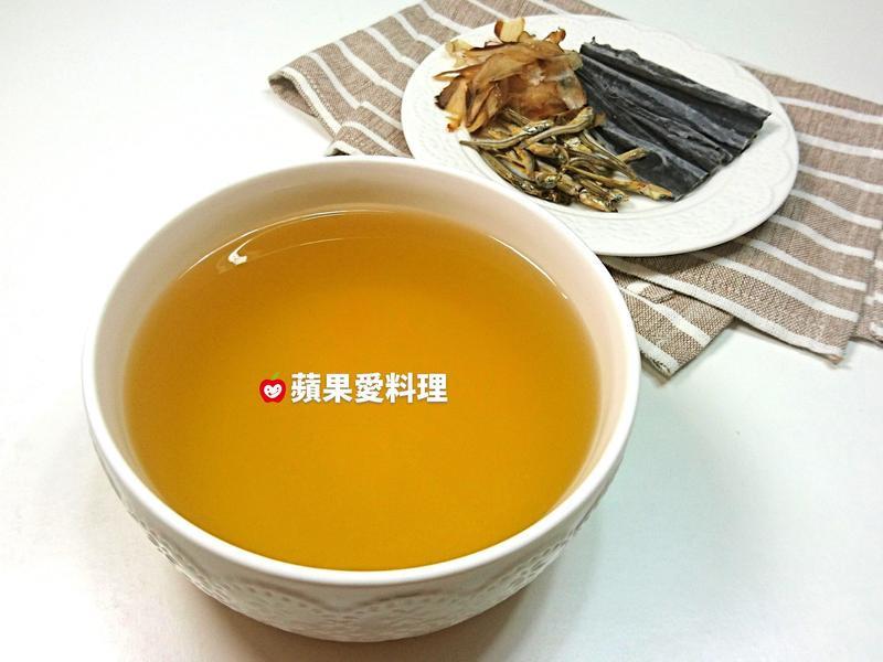 3款日式冷泡高湯(免煮)