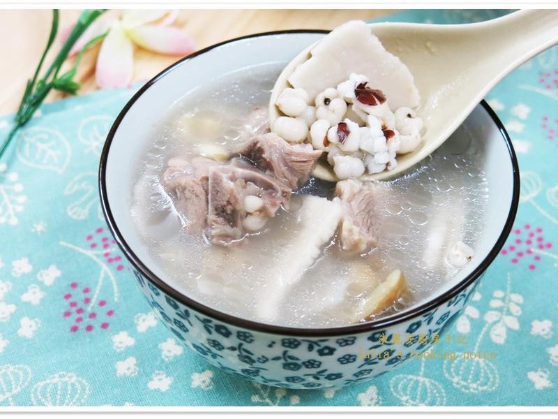 [排骨四神湯]零廚藝料理
