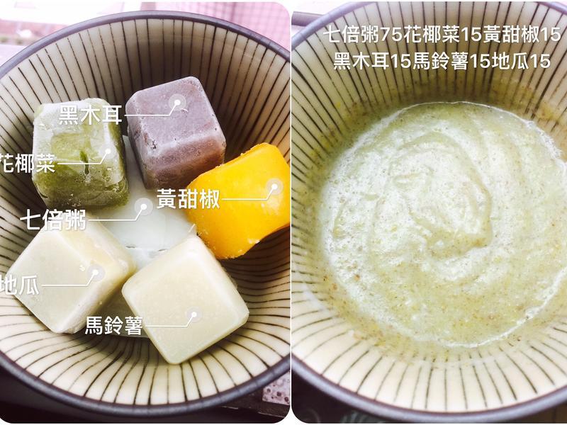椪柑1121冰磚副食品(六個月)