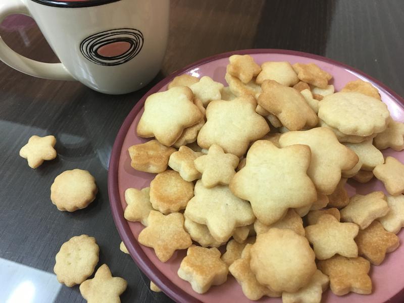 寶寶餅乾-簡易小脆餅
