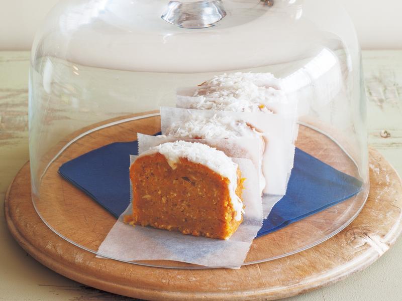 東販小食堂:胡蘿蔔蛋糕