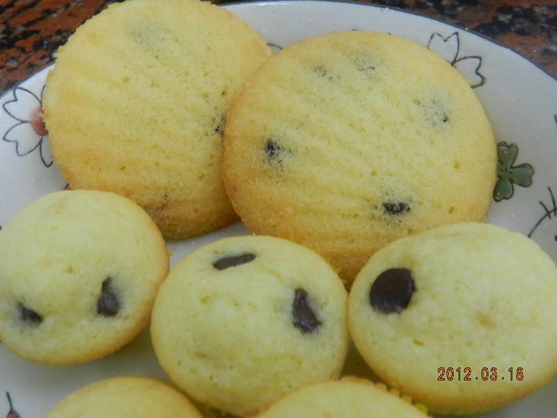 ㄚ曼達的廚房~杏仁巧克力蛋糕