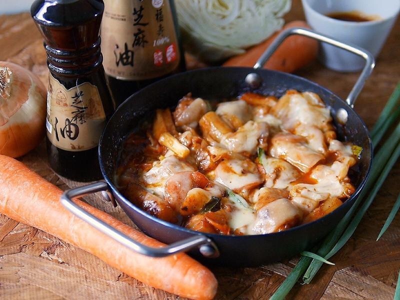 韓式春川辣炒雞
