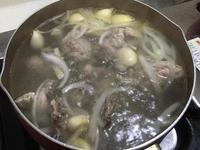 暖心蒜頭雞湯