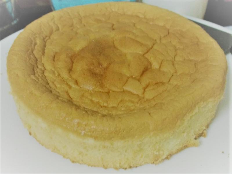<分蛋式>海綿蛋糕!!