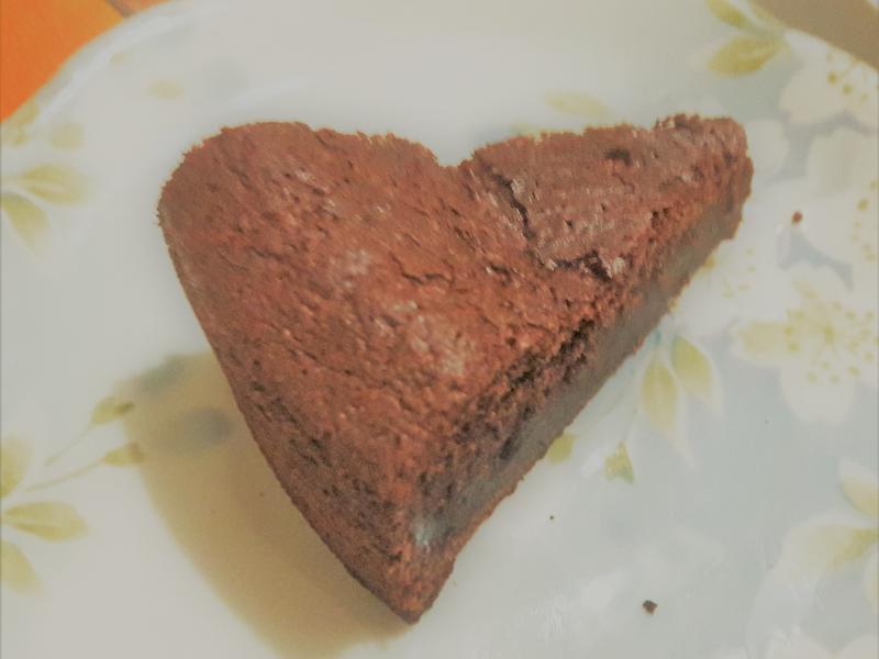 <超簡易>低卡可可蛋糕!