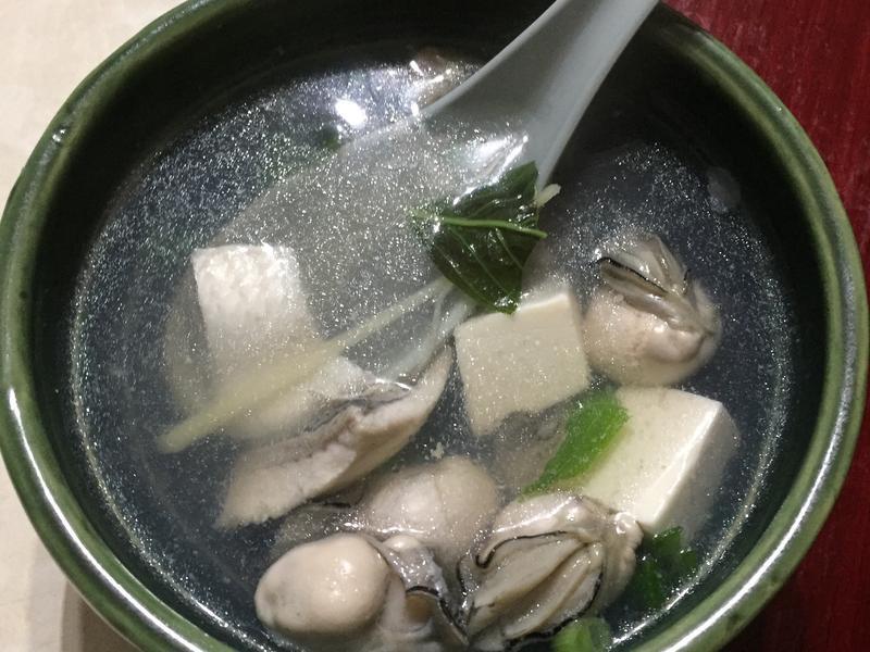 虱目魚蚵仔湯