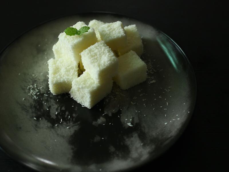 鮮乳雪花糕