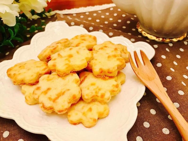 濃郁乳酪風-奶油切達起司餅乾