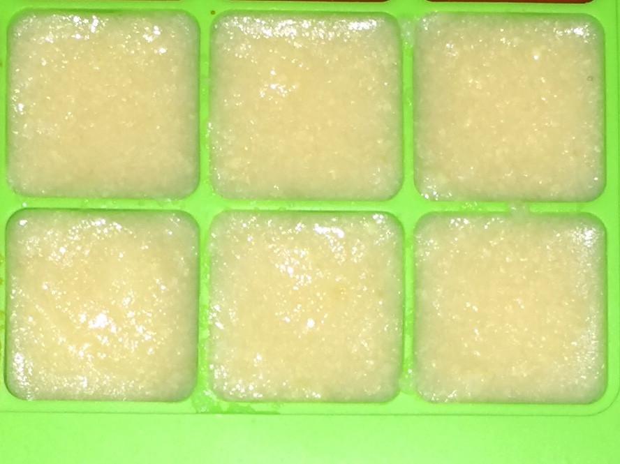 玉米筍泥(寶寶副食品六個月冰磚)
