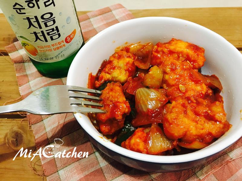 *健康蔬菜版* 韓式歐爸的炸雞