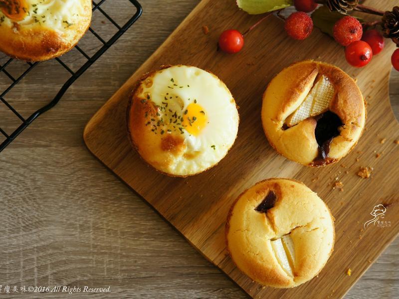 饗瘦美味-雞蛋麵包계란빵