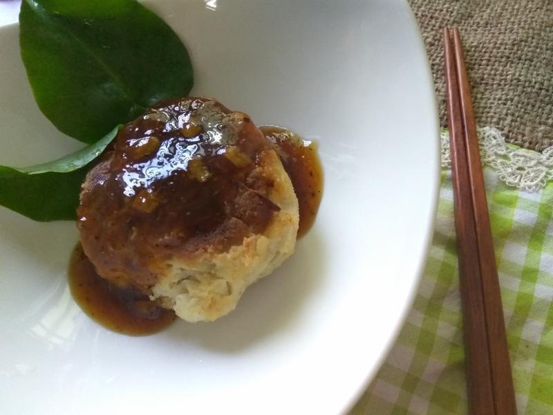 高纖營養的豆渣肉餅