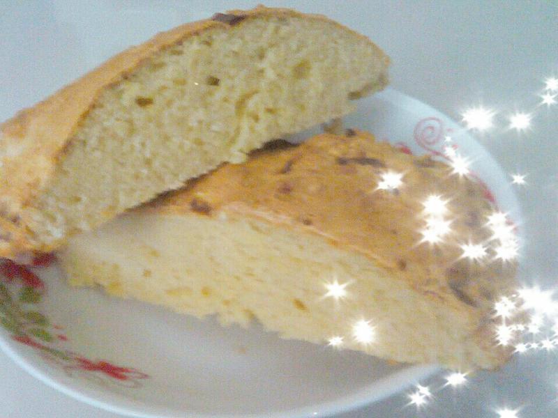 不需发酵面包