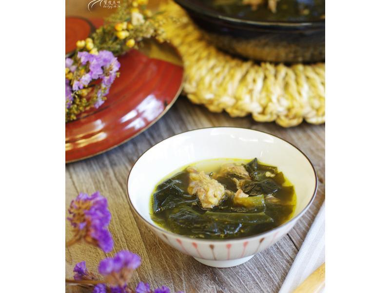 饗瘦美味-韓式牛肉海帶湯