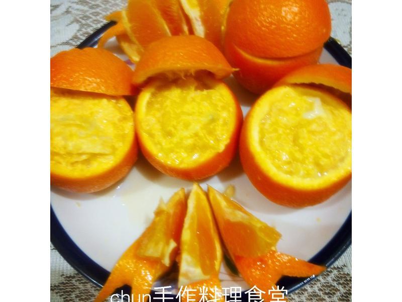 柳橙水餃蒸蛋(華師父水餃)