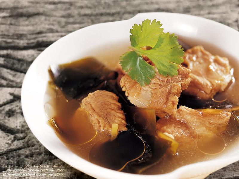 『冬瓜海帶排骨湯』1-2歲~蒸健康寶寶鍋