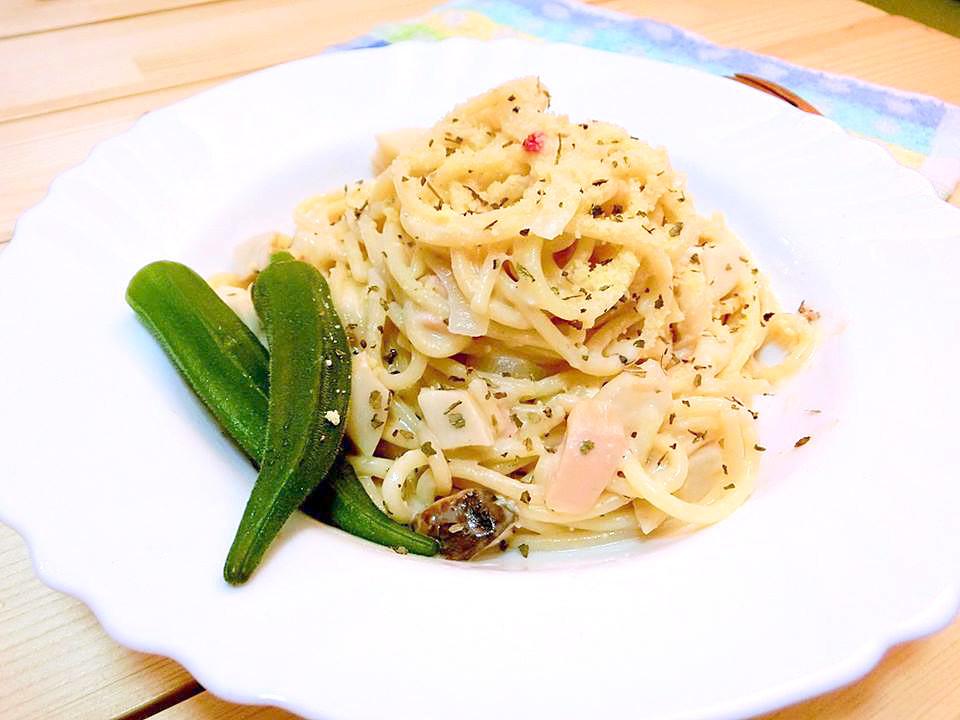 龍蝦拉沙義大利麵