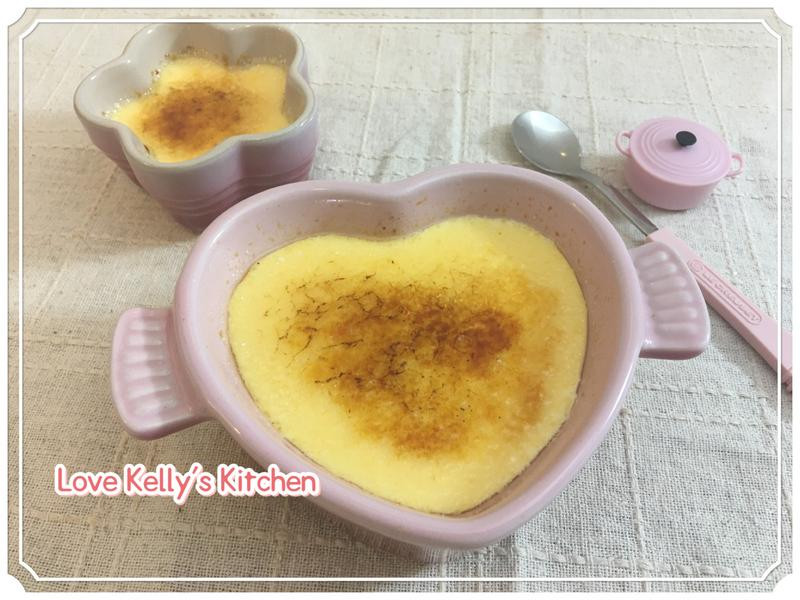 法式焦糖燉蛋(免焗版)