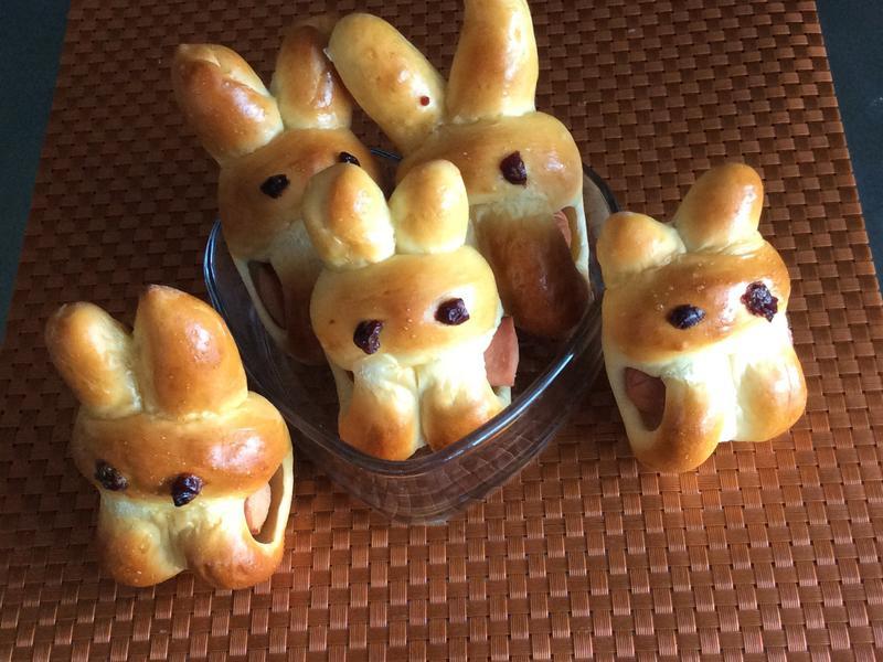 小兔兔腸仔包