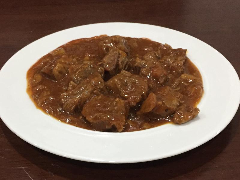 香又濃的番茄燉牛肉